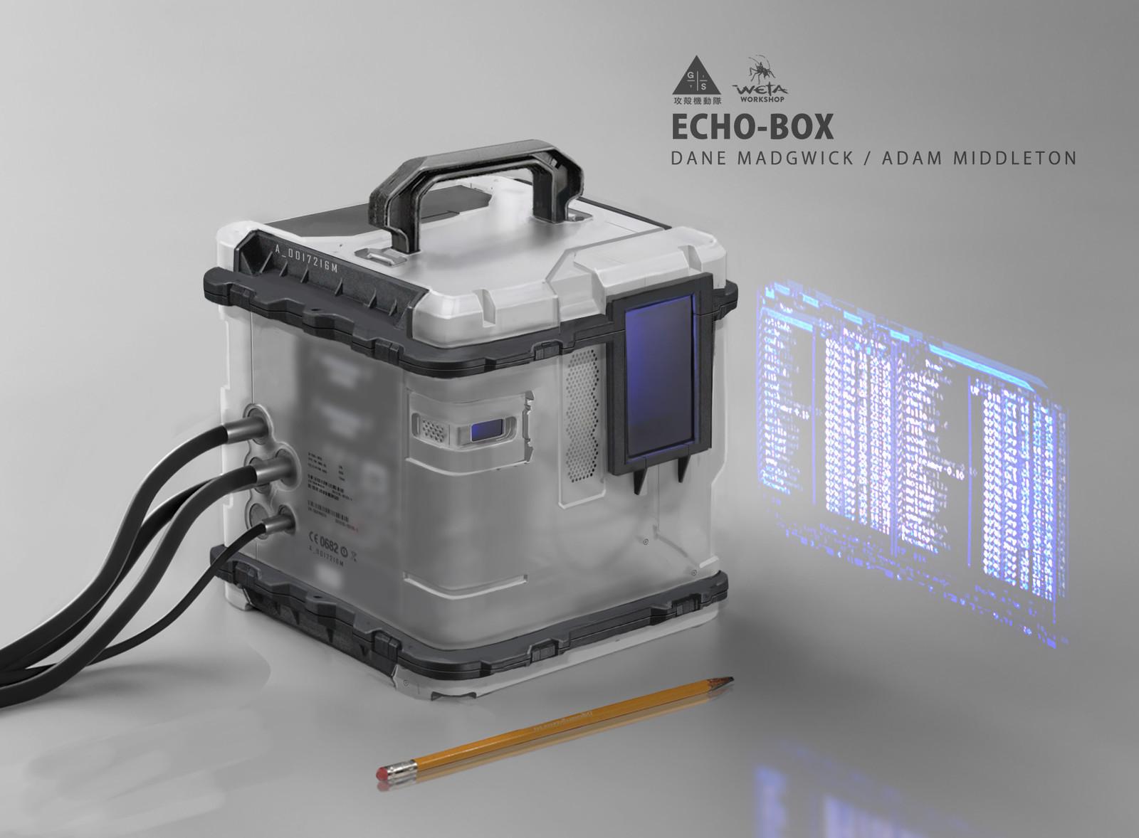 New Echo Box Design
