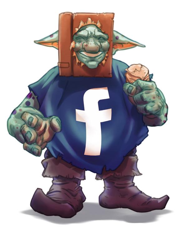 Sal vador thedarkcloak promo facebookgoblin