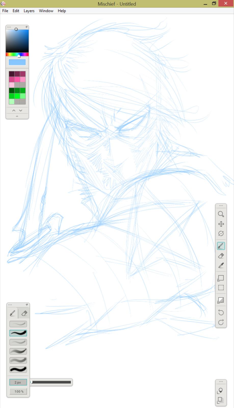 01 - Concept Sketch