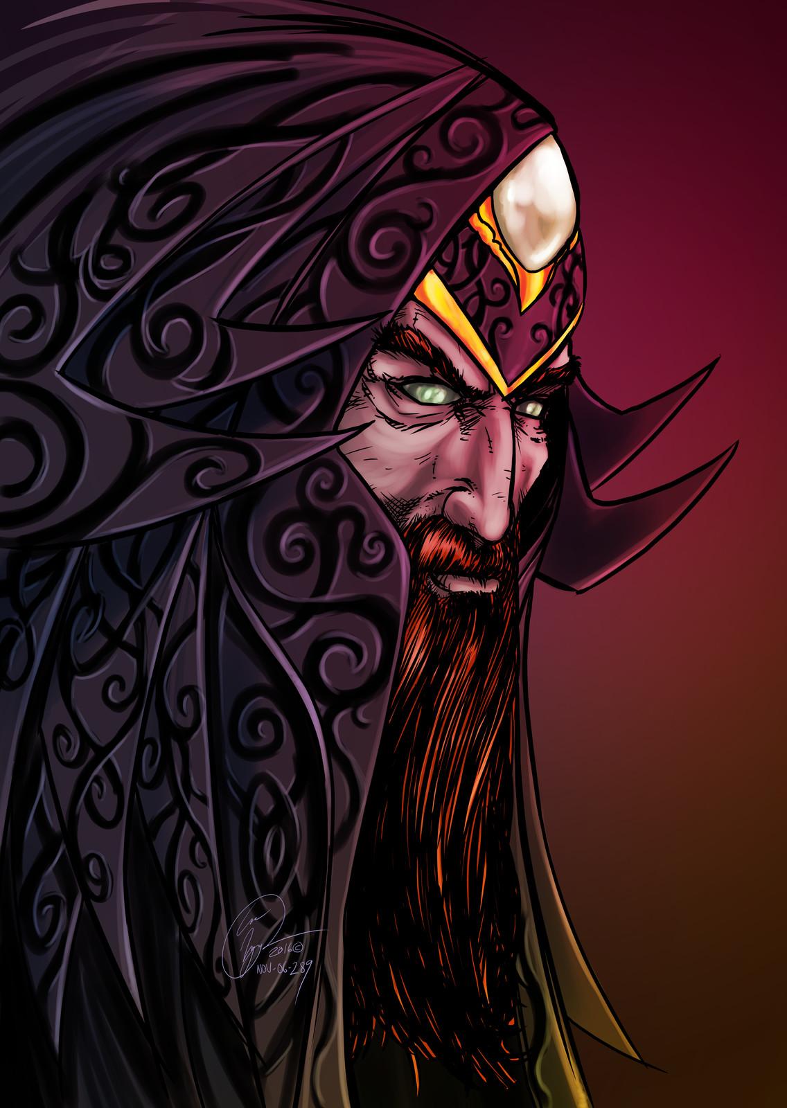 Old Priest