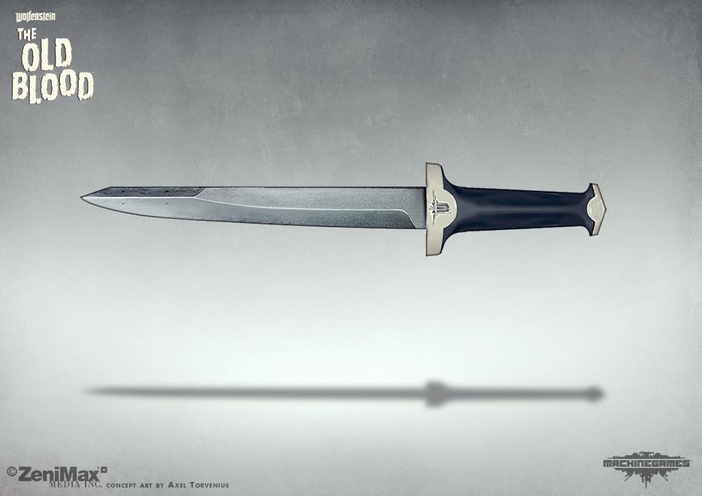 Concept Art Wolfenstein Weapons