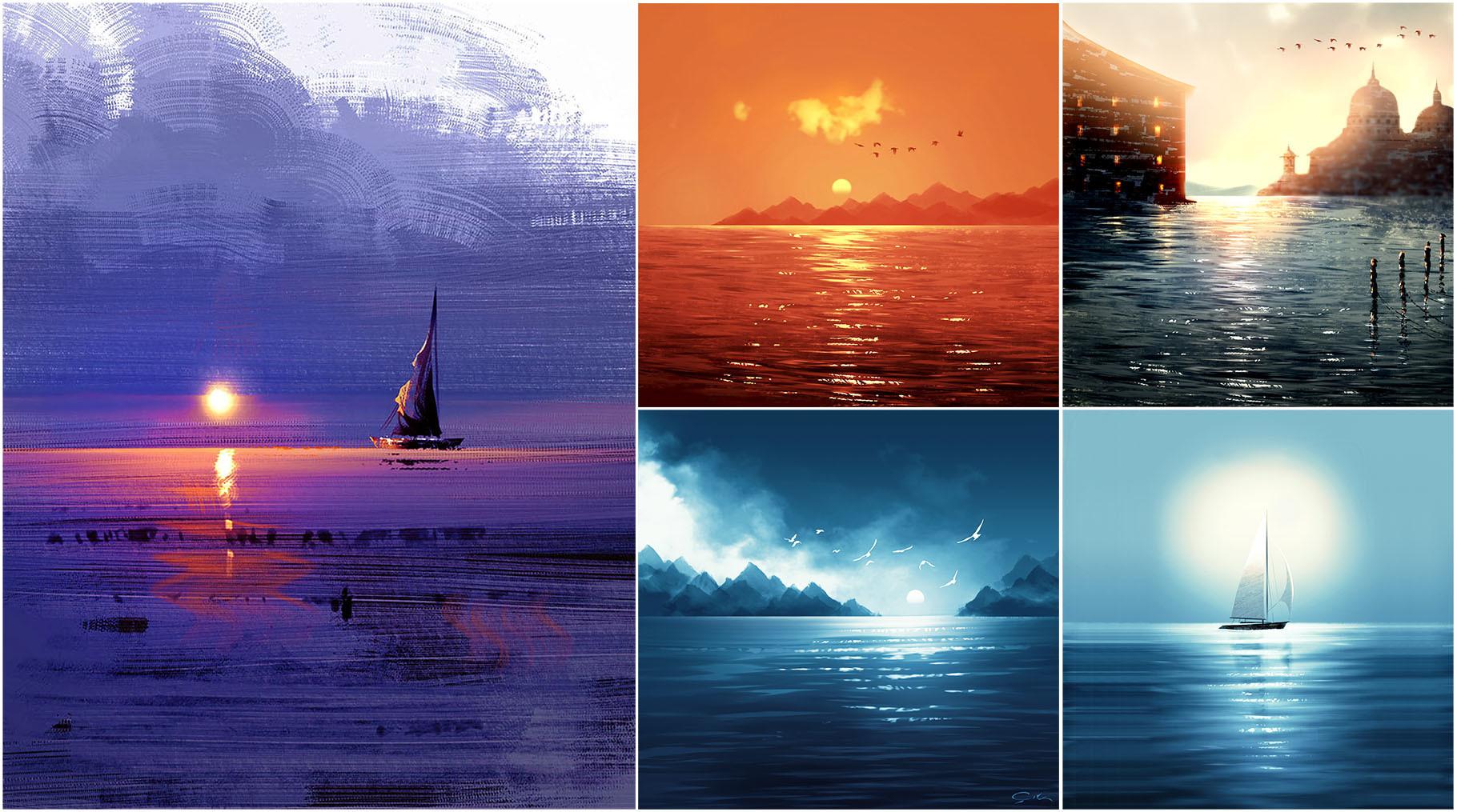 Emrullah cita some works sea