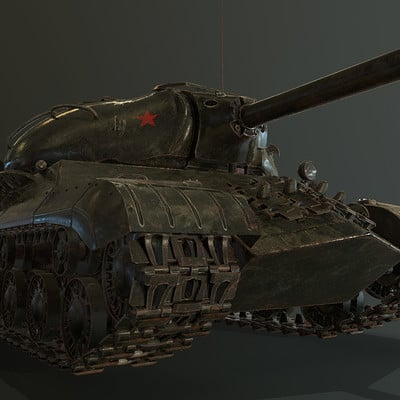 Henrik larsen is 3 russian tank 6