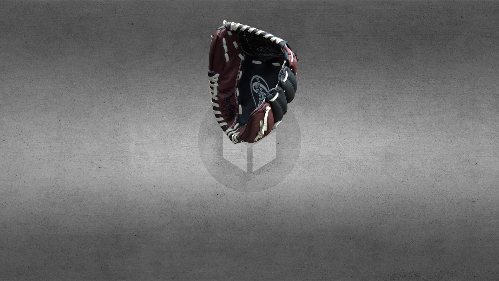Andre bond baseball glove 1