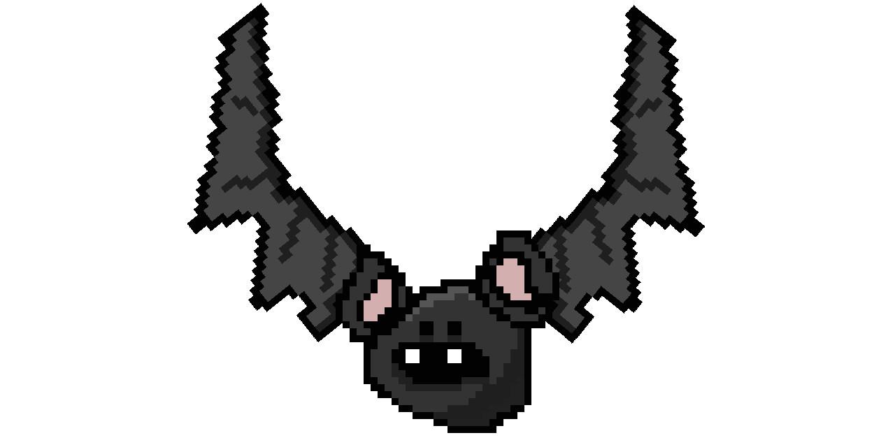 Connor Wassall - Bat Sprite