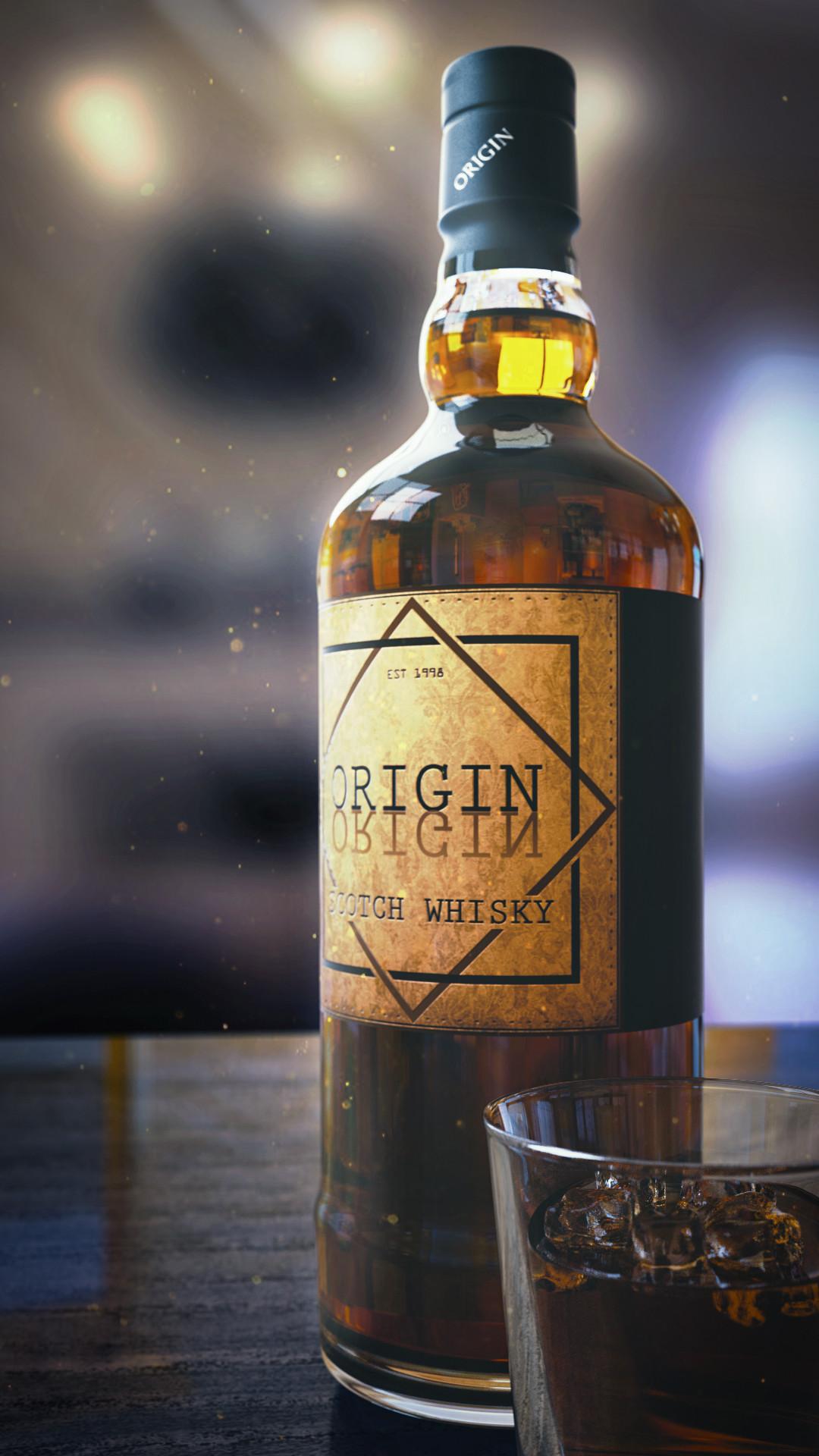 Ravissen carpenen whisky