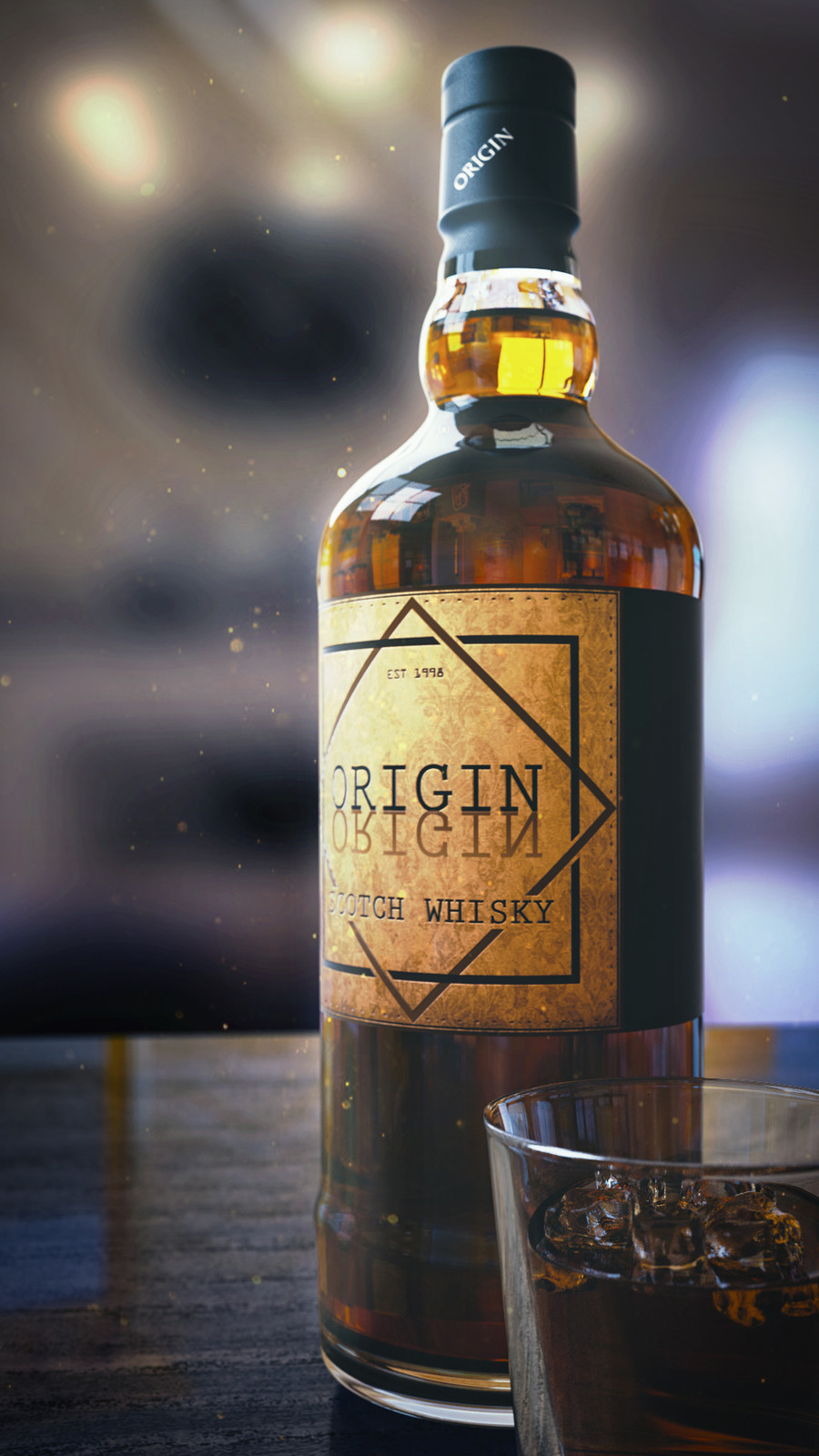 ORIGIN Whisky