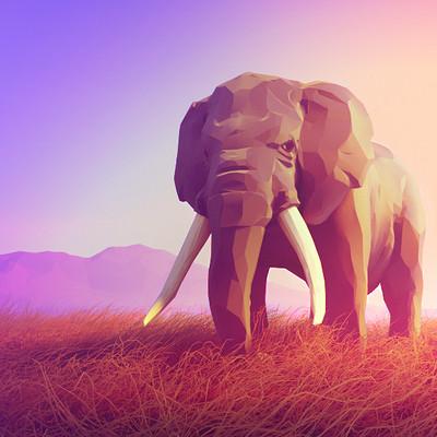 Jona dinges elephant