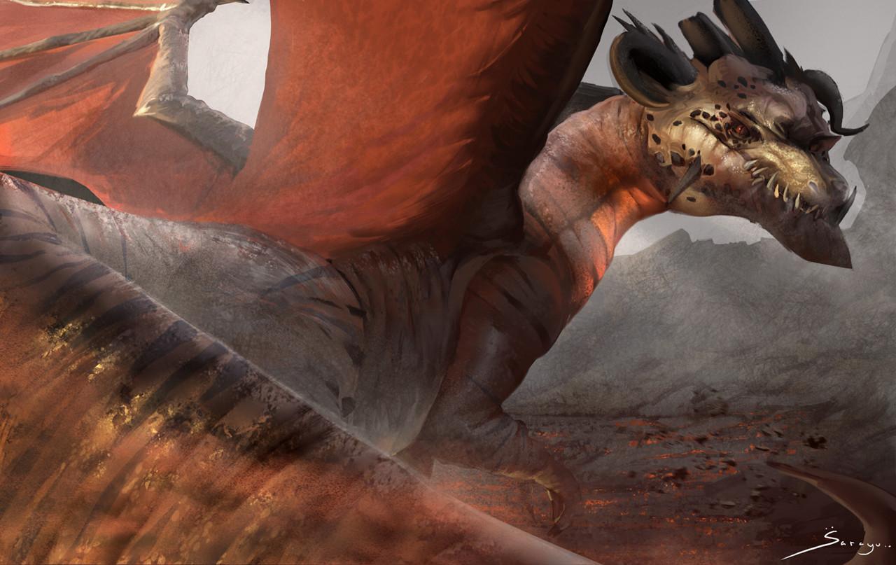 Sarayu ruangvesh dragon 1