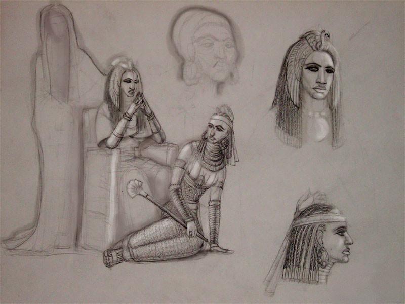 Luka trkanjec queens