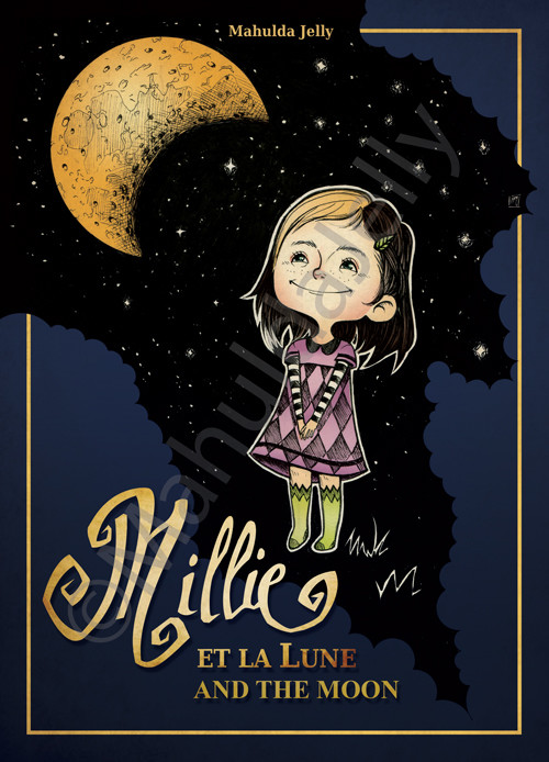 Millie et la Lune (Millie and the Moon)