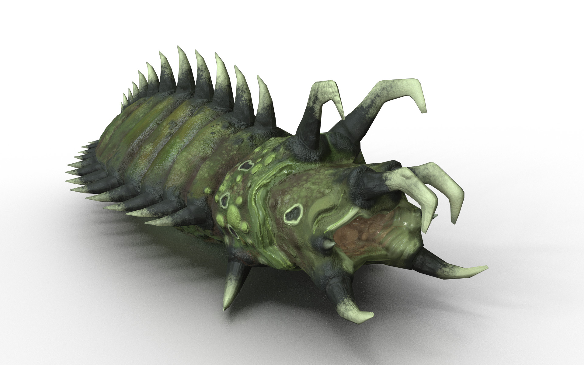 Fanny debouver screenshot monster 03