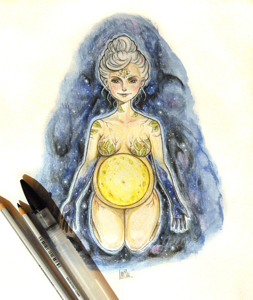 Full Moon Mama