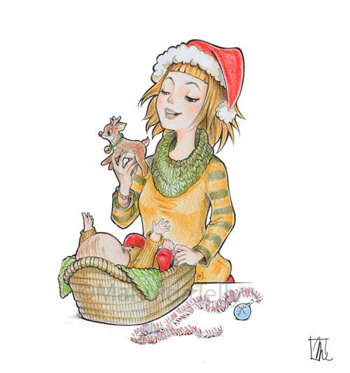 Christmas Mama