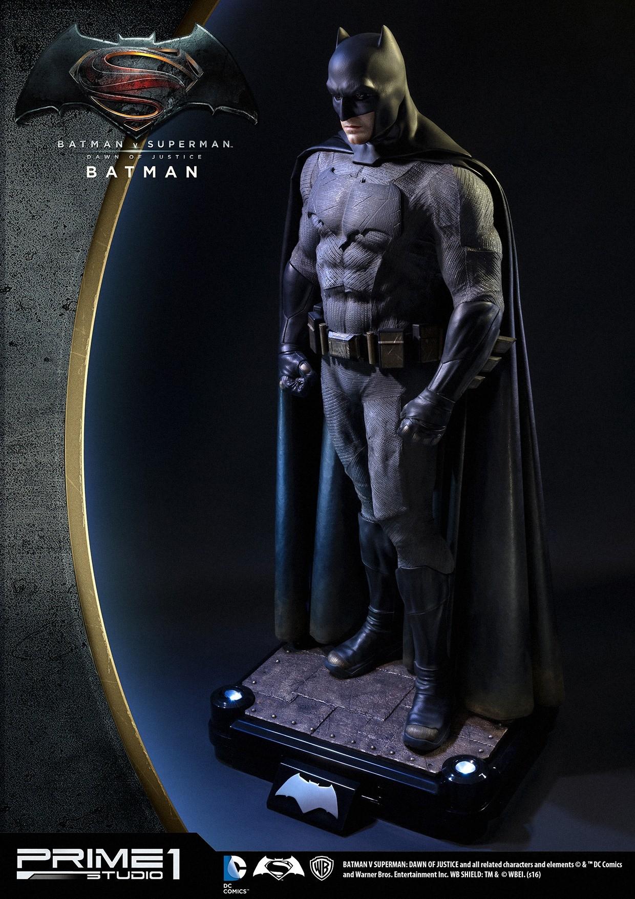 Alvaro ribeiro prime 1 bvs batman statue 019