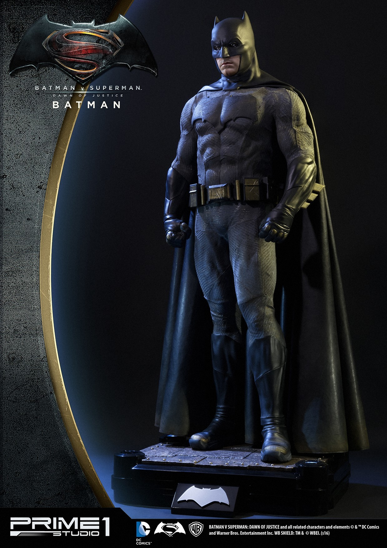 Alvaro ribeiro prime 1 bvs batman statue 005