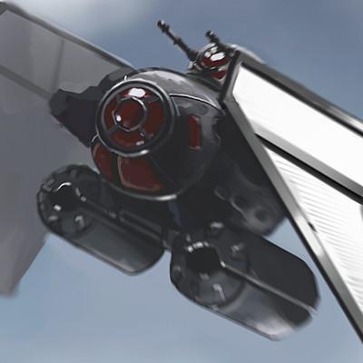 TIE Bomber Concept