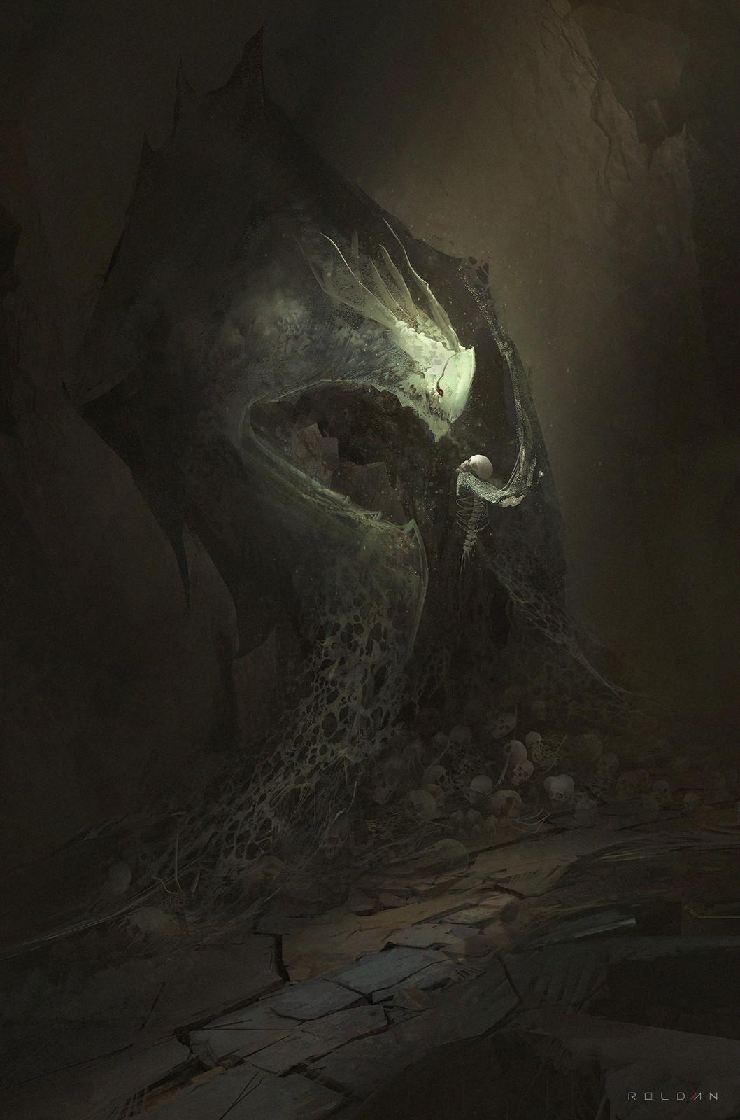 Helmet - Creature