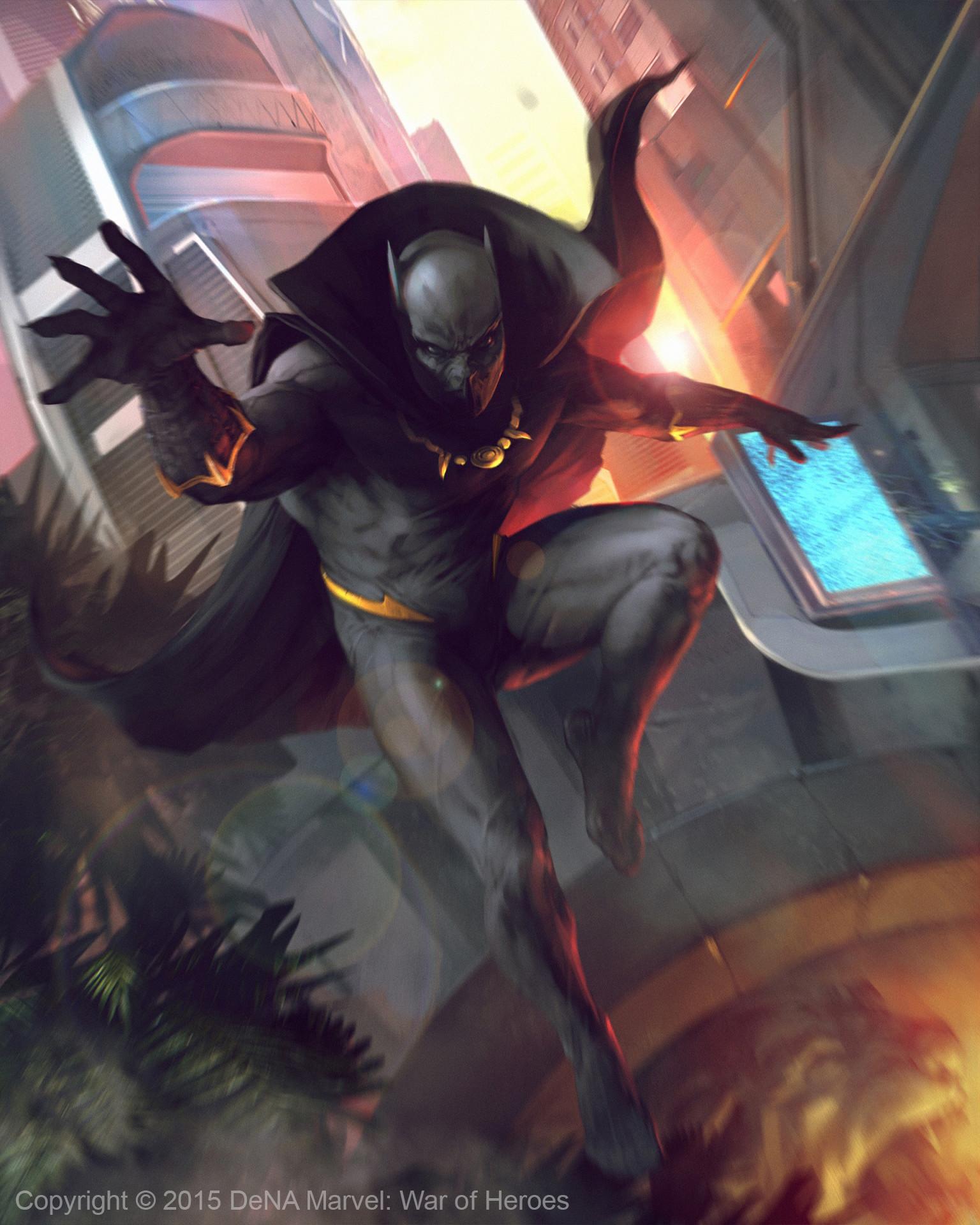 Denys tsiperko denys black panther evo1