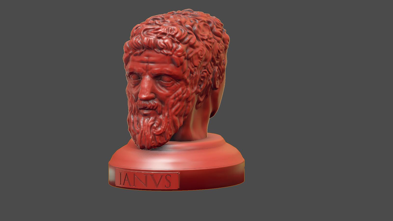 Janus the old