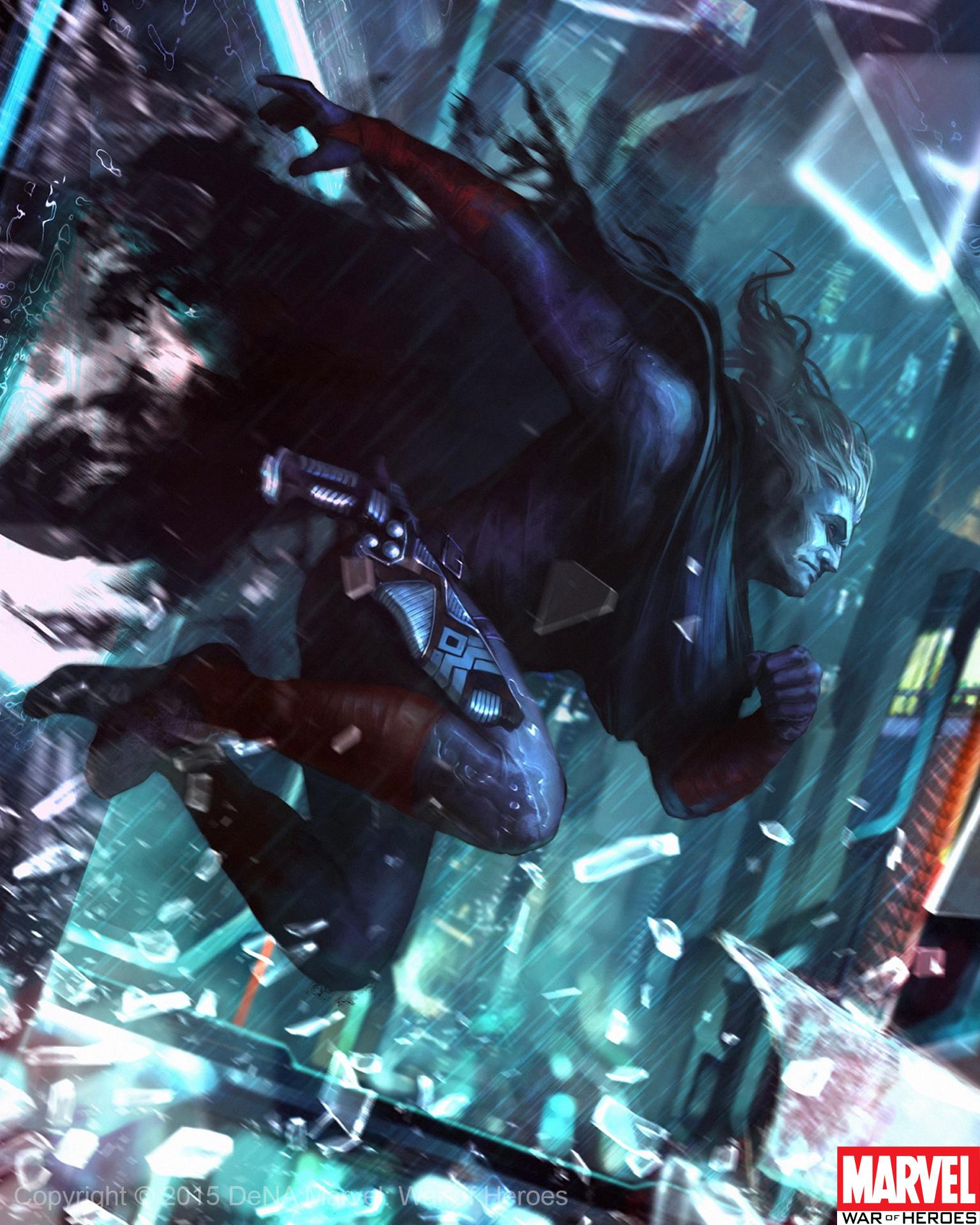 Denys tsiperko wraith evo 1