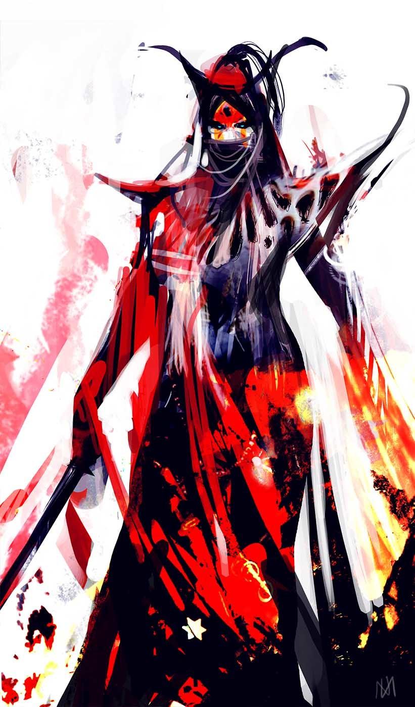 Nagy norbert swordgirl