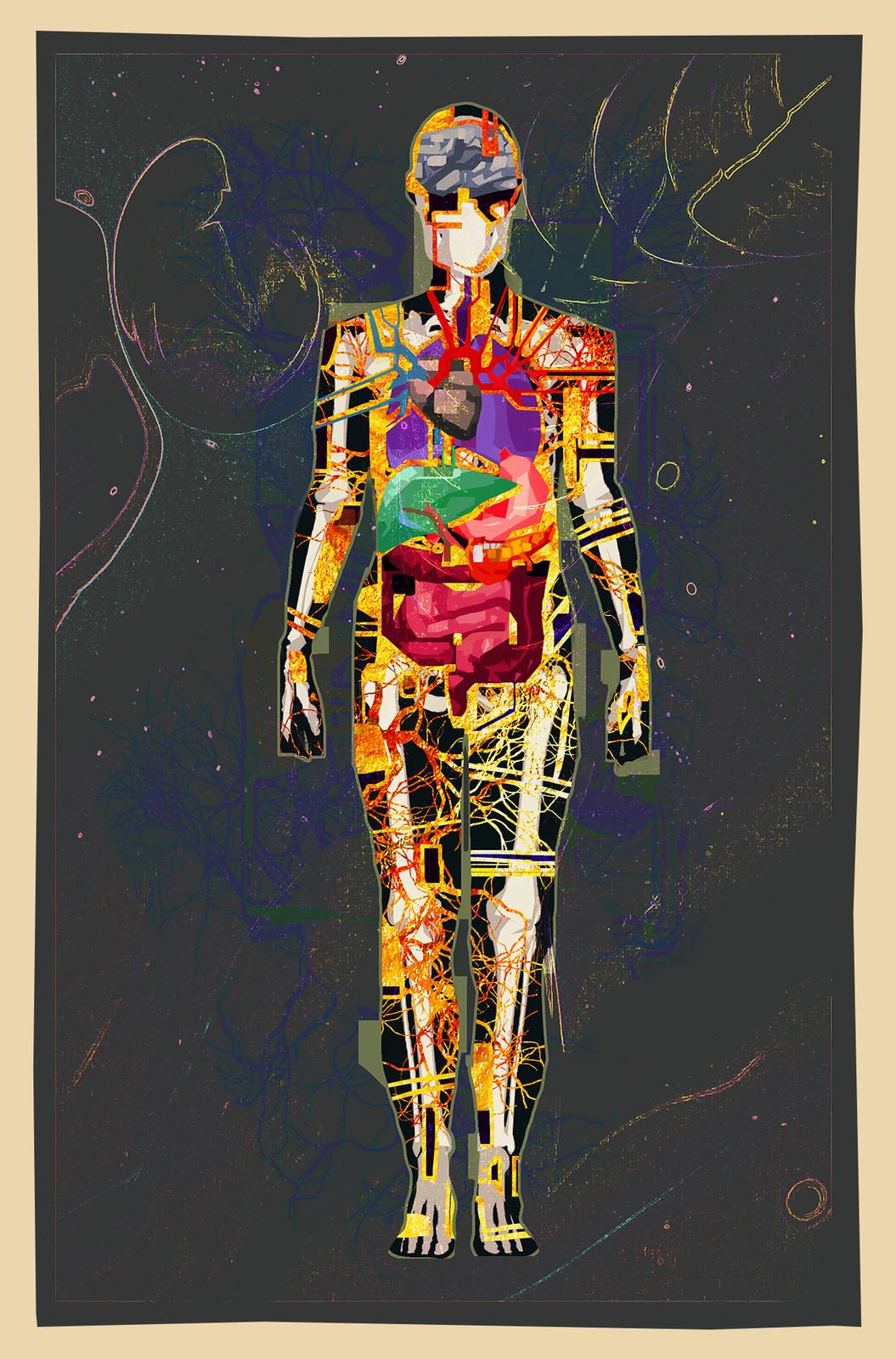 Body map