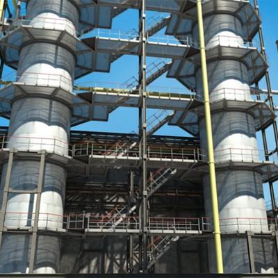 Daniel eady refinery