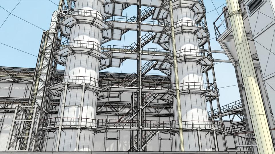 Daniel eady refinery wires