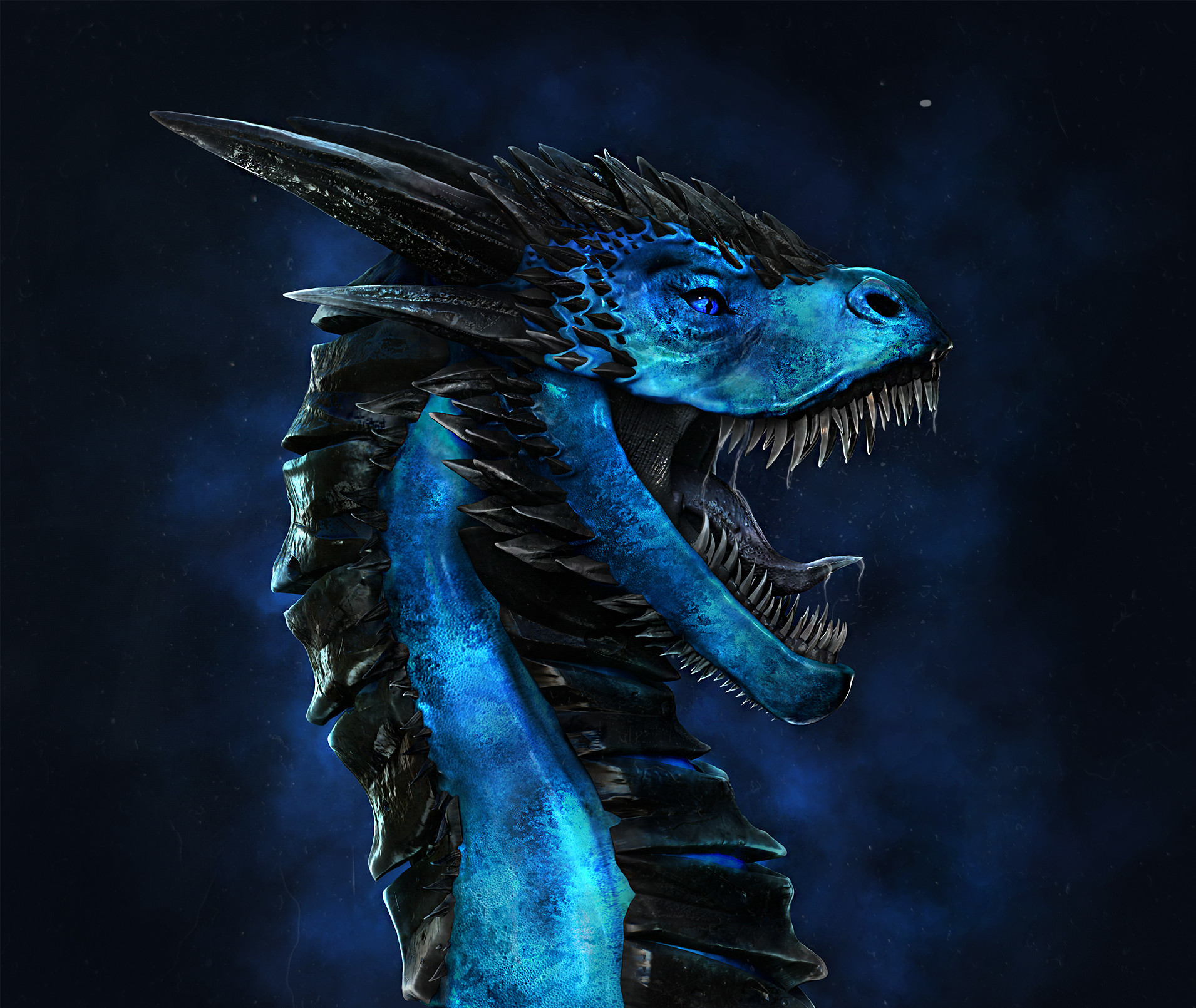 Andre castro madson jorge blue dragon 1