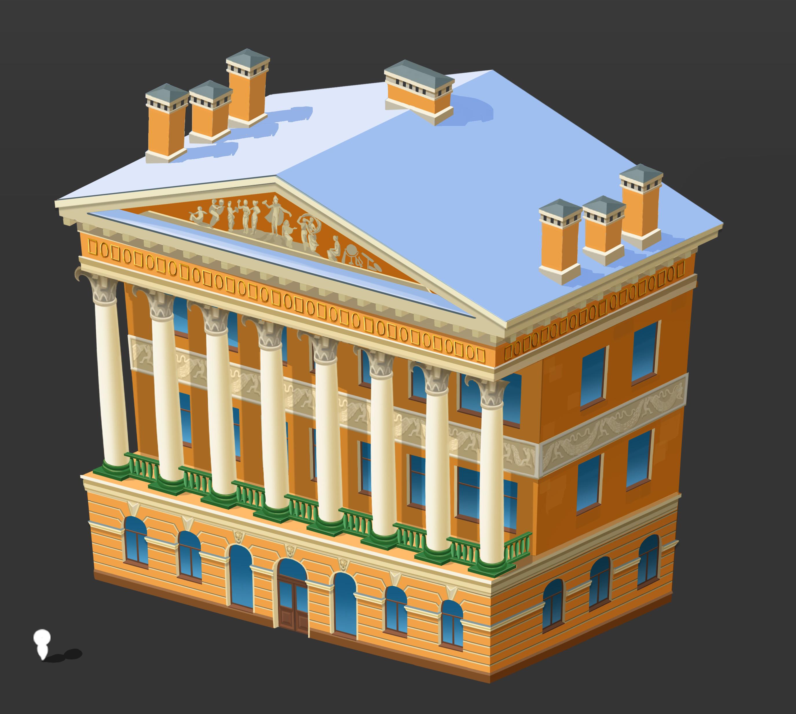 Rumyancev house