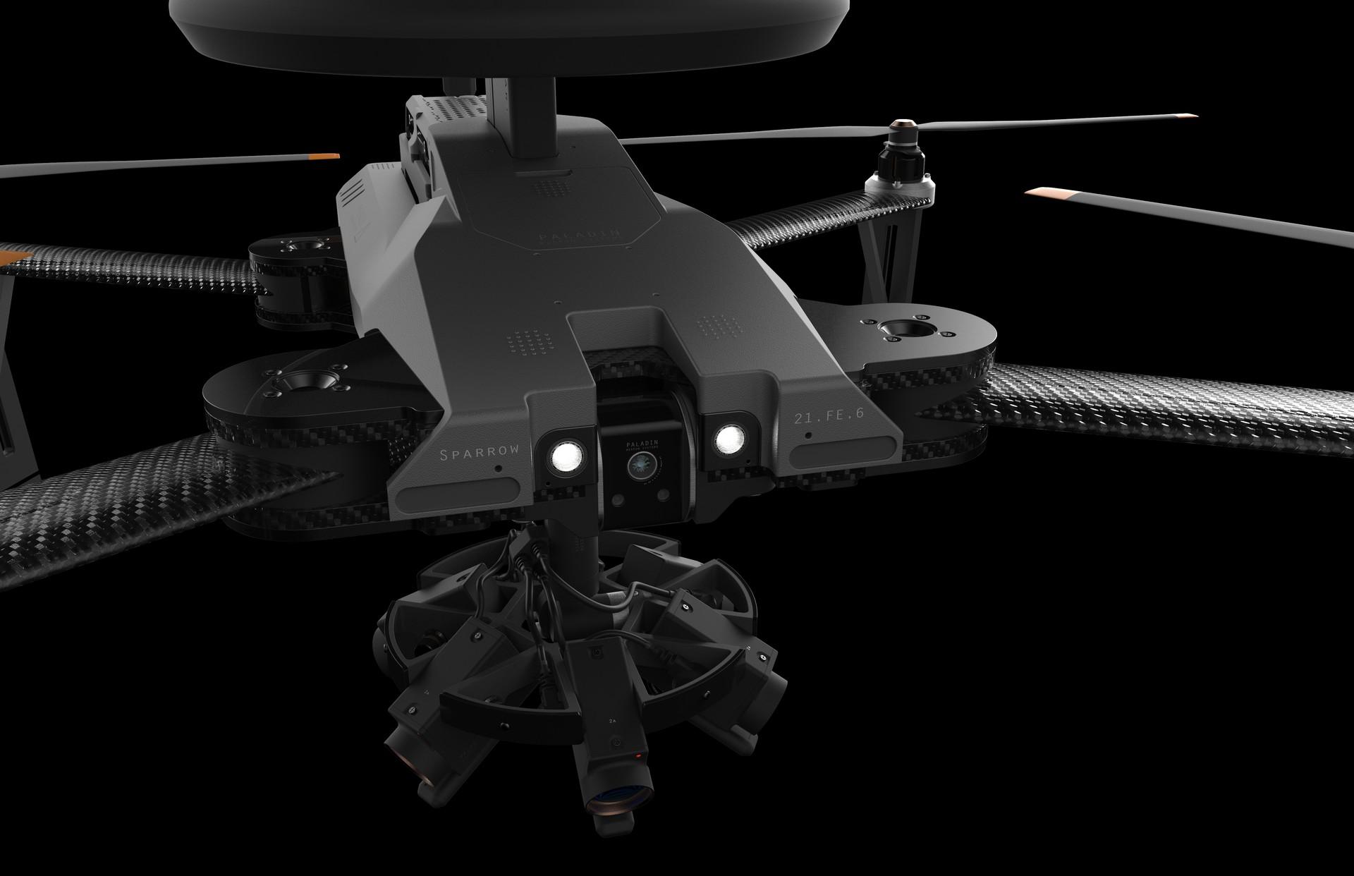 Jort van welbergen drone final render v1 50