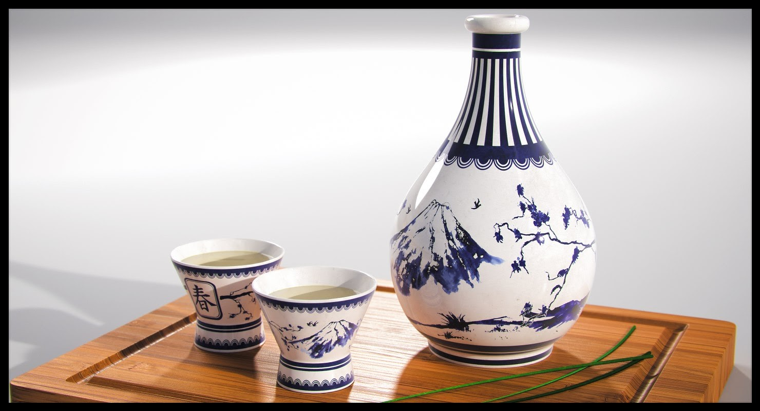 Roger gerzner sake set final