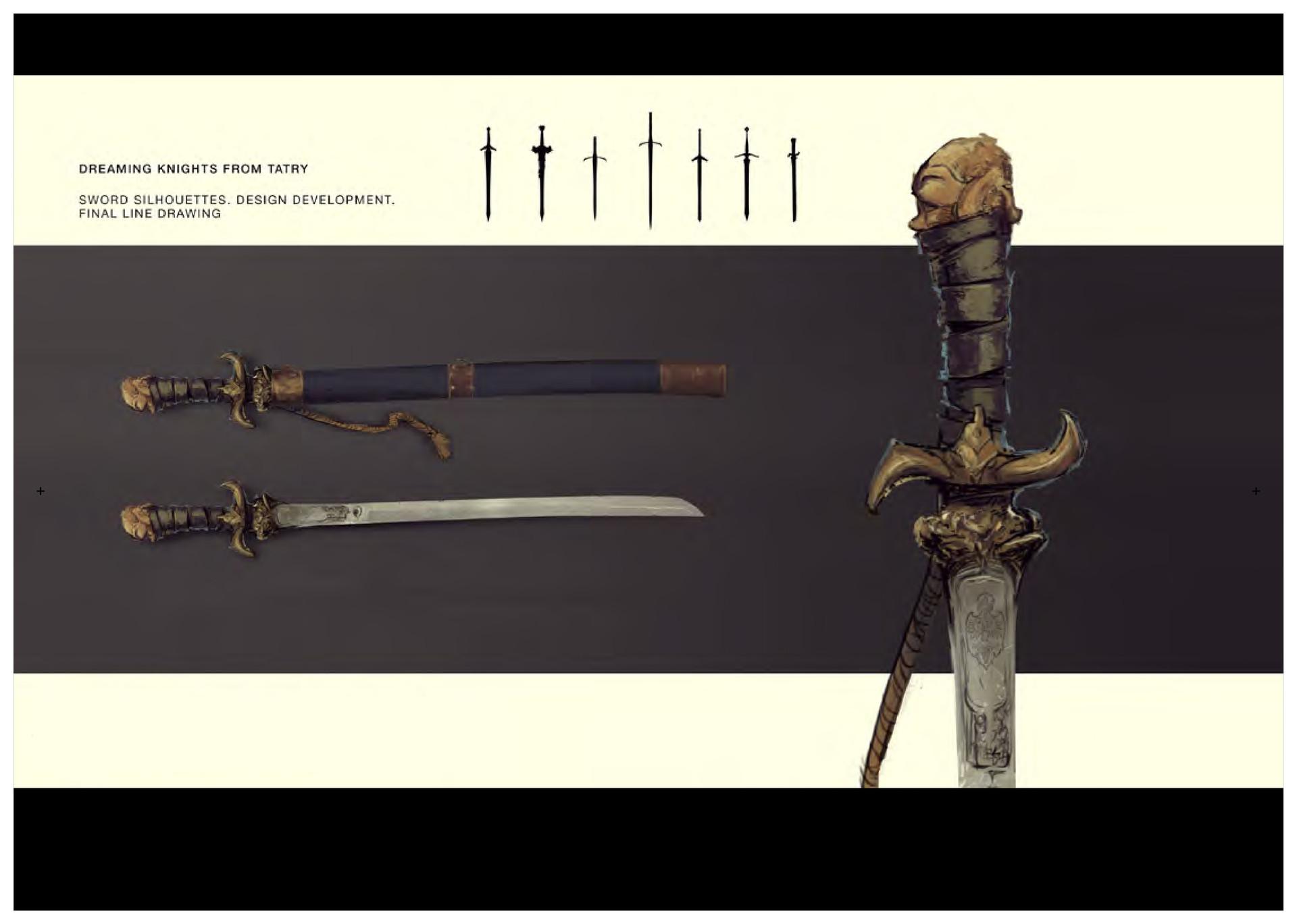 Sebastian komorowski sword