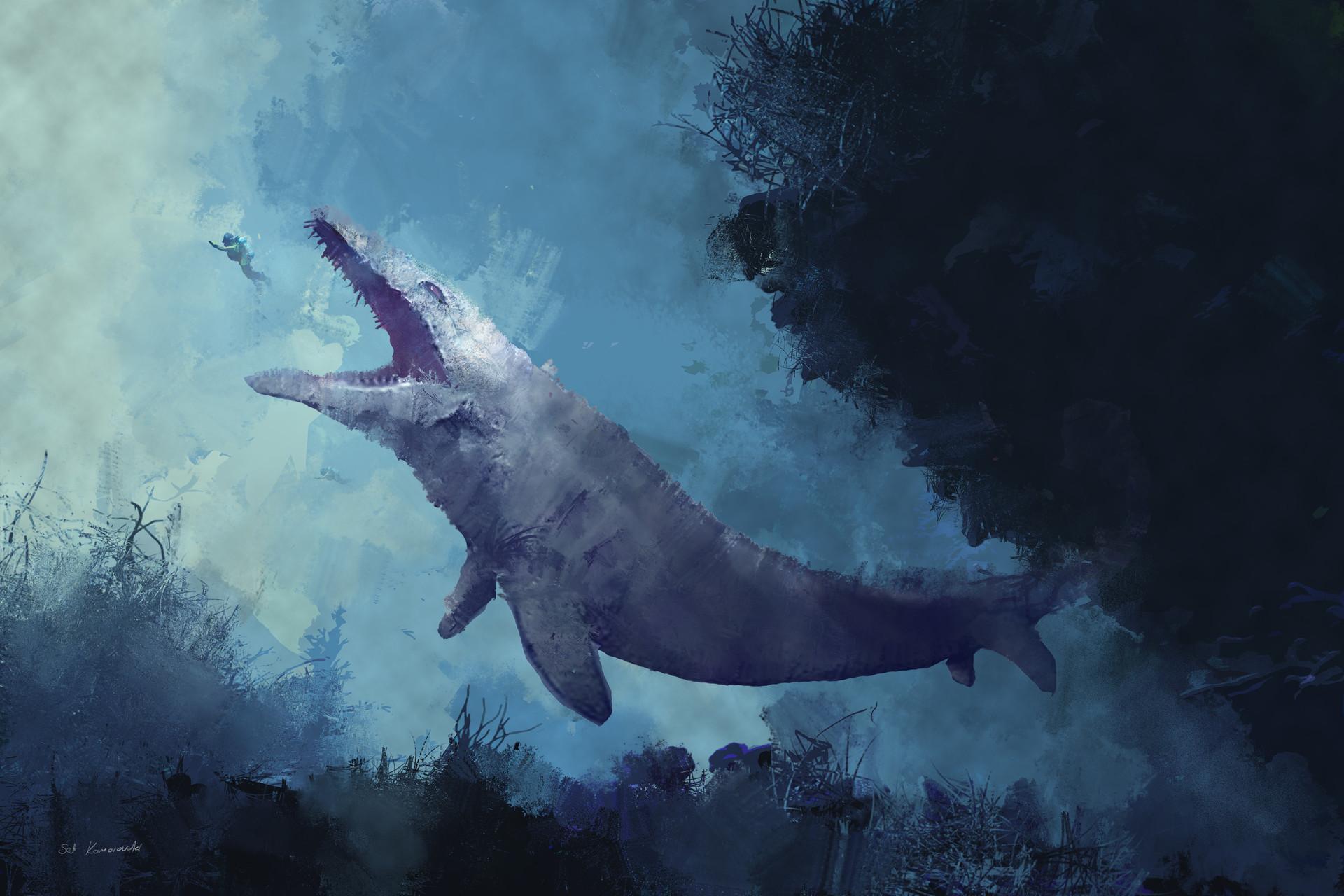 Sebastian komorowski plejosaur2
