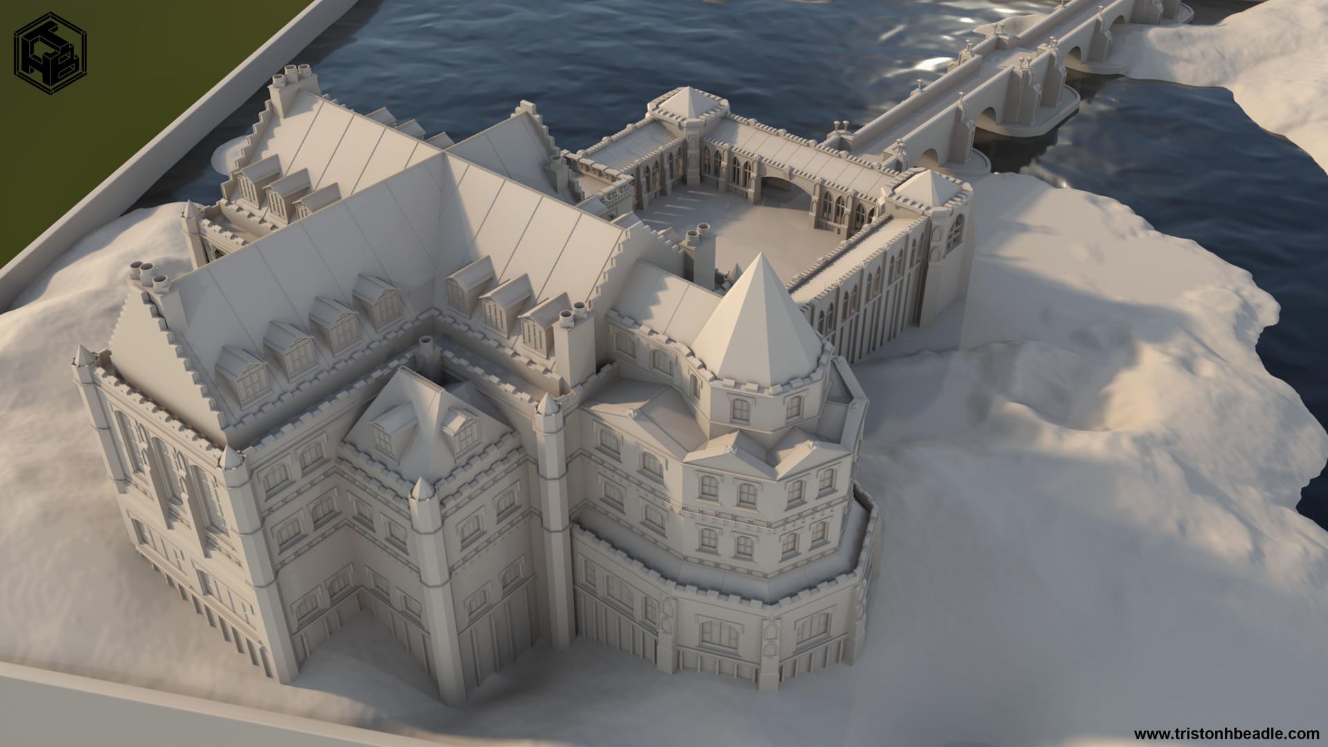 Triston beadle castle 03