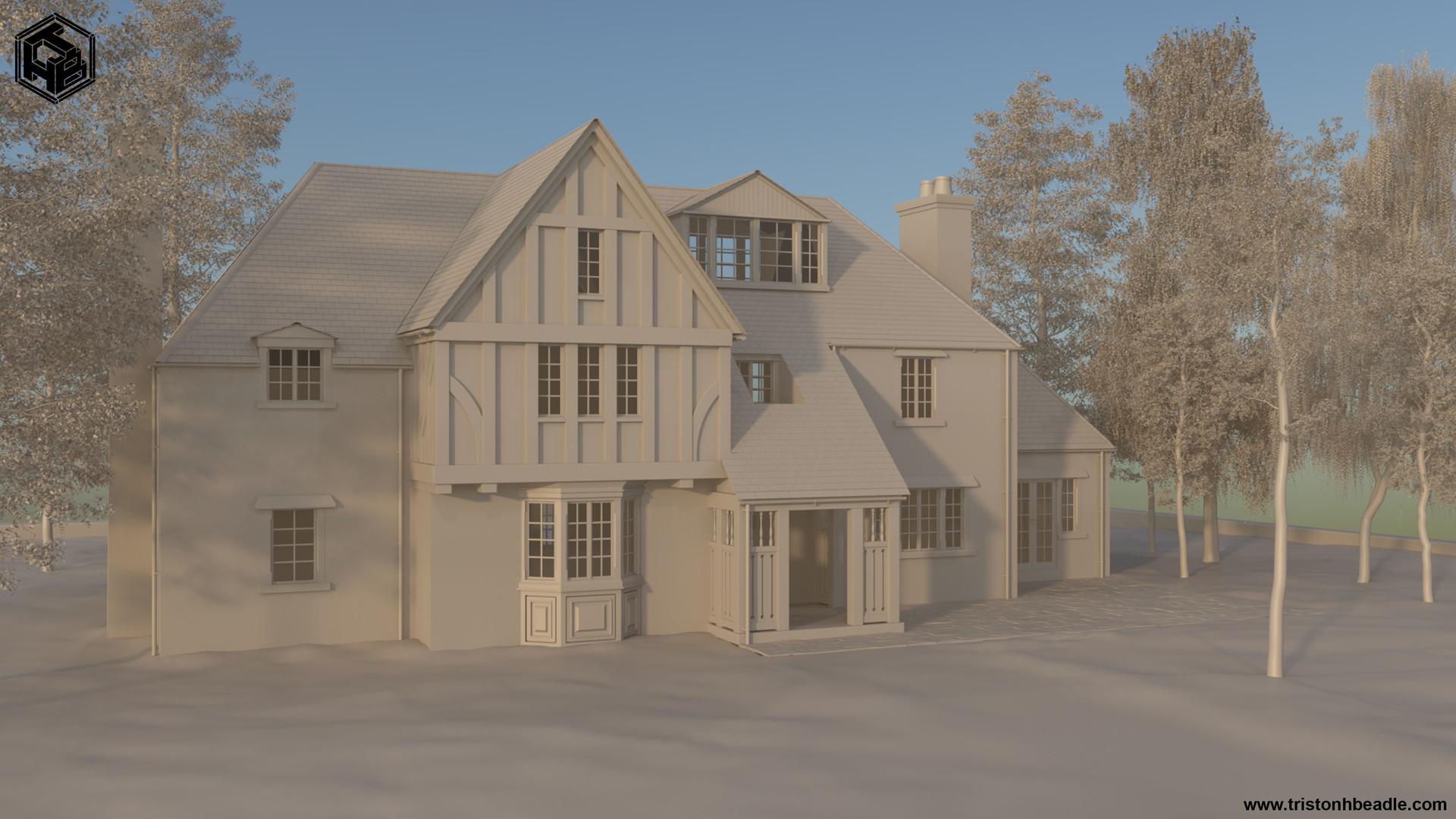 Triston beadle spach alspaugh house