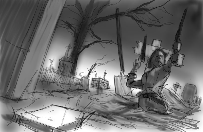 Deadlands20ed - Sketch02