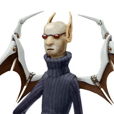 Sebastian arellano vampire