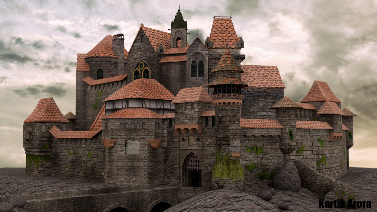 The 10 Coolest Fortresses in SciFi and Fantasy  Bookstr