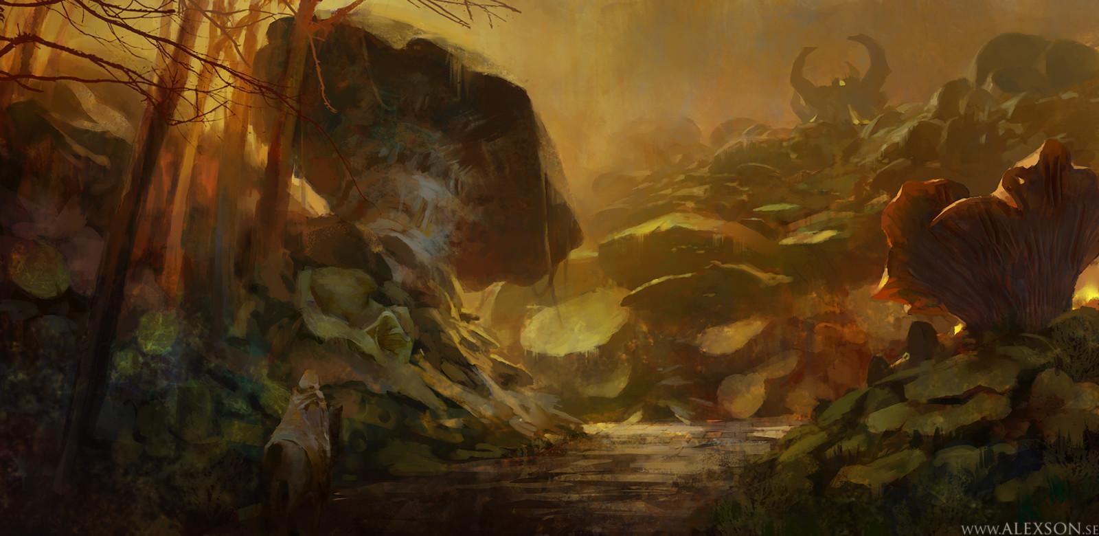 The plaguelands