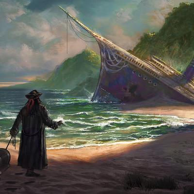 Sean randolph port ship pagepio
