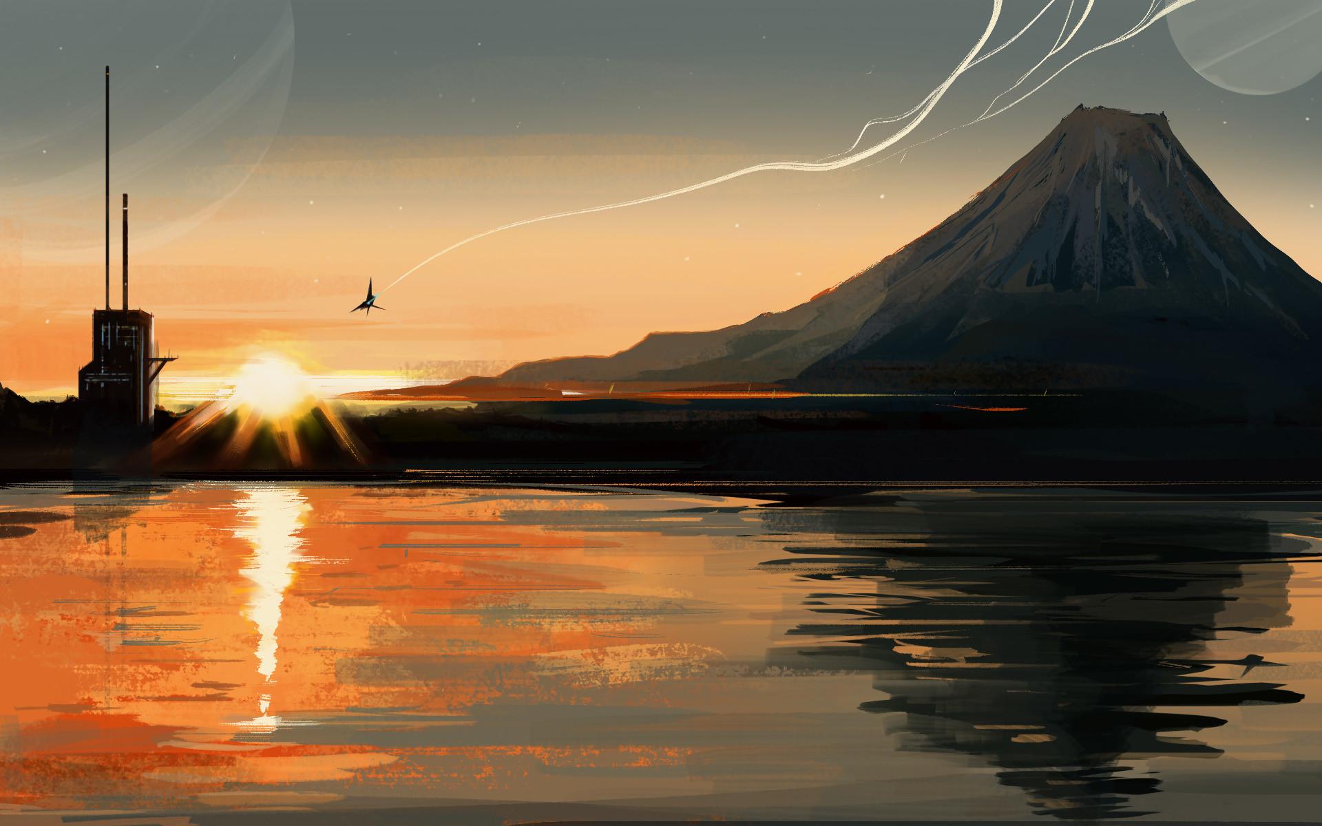 Nelson tai sunset 006