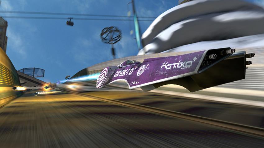 Qirex (In-game screenshot)