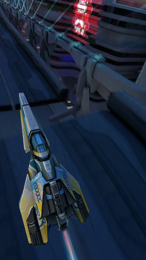 Feisar FURY (In-game screenshot)
