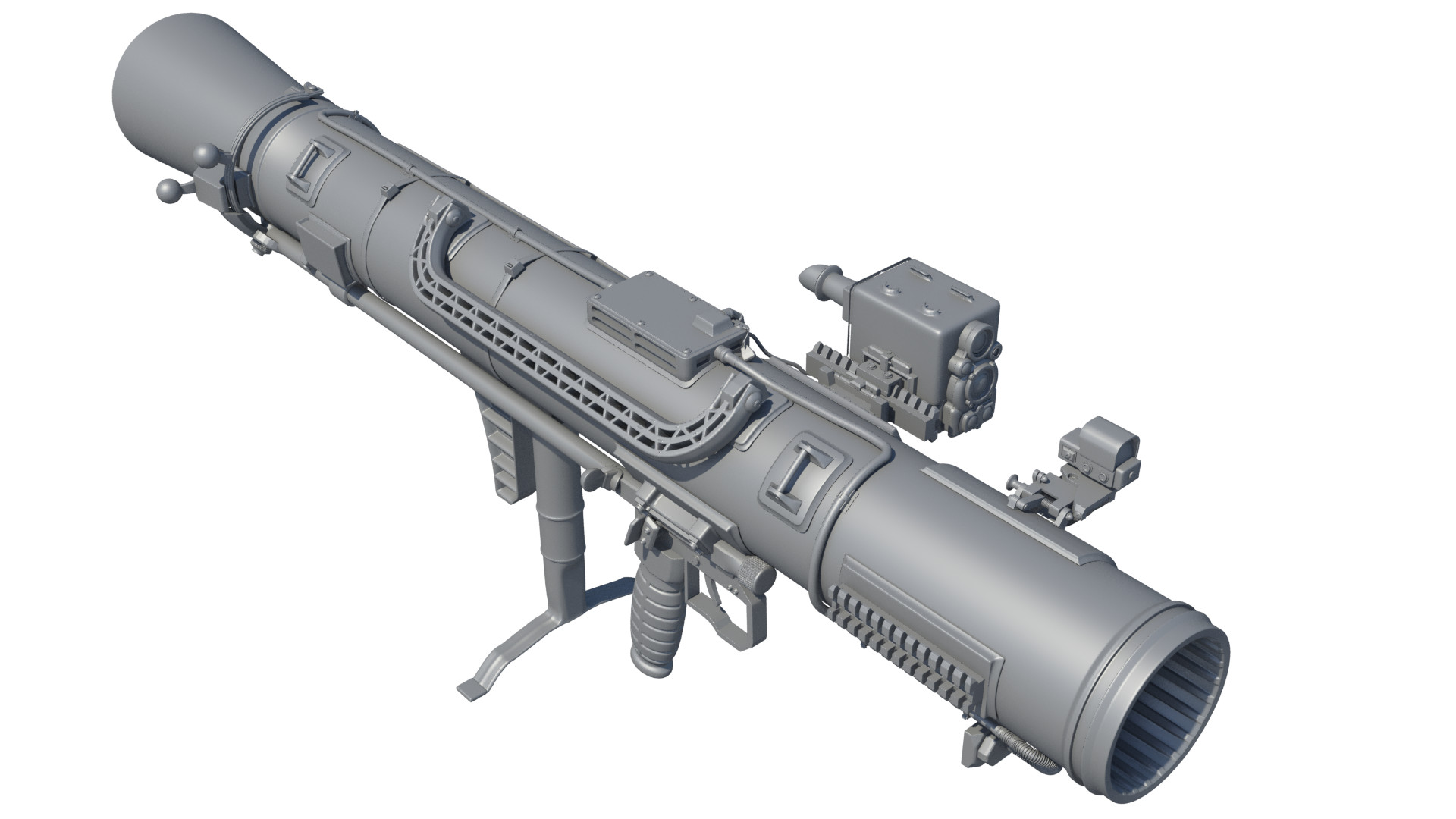 Elias Alm 233 N The Gustaf Carl Gustaf M4 Recoilless Rifle