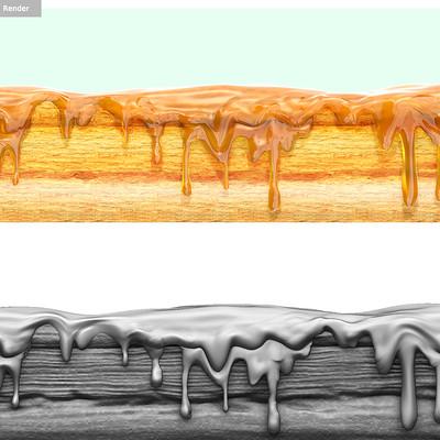 Sergey jung bun sugar cinnamon bs layers 2
