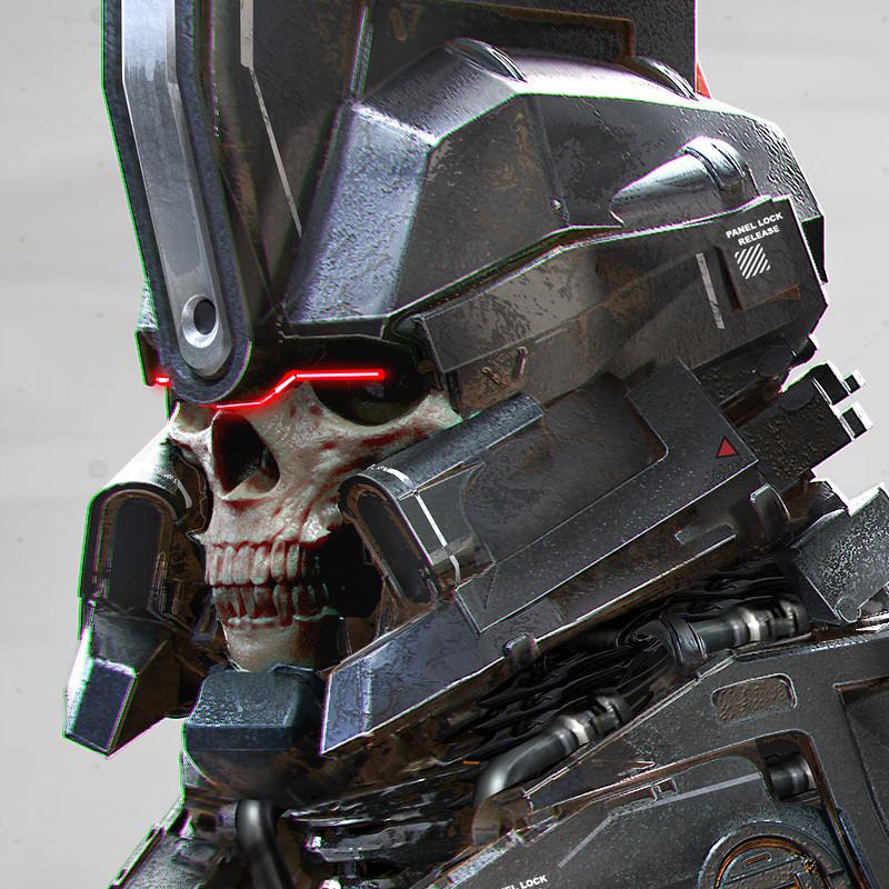 Metal Head 05