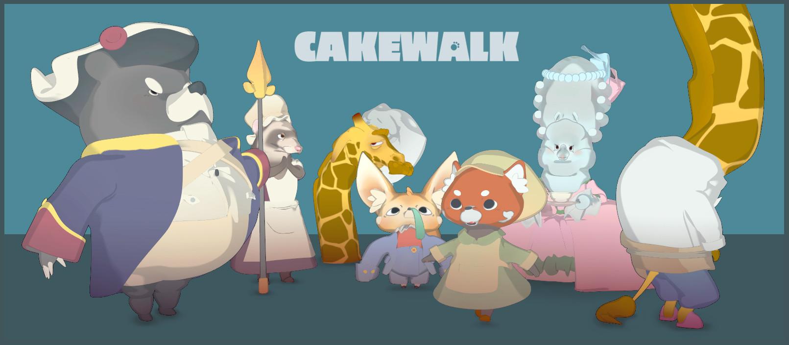 Oceane nasstrom oceanenasstrom cakewalkfront