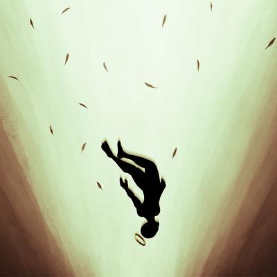 Duboille eddy jpg falling angel